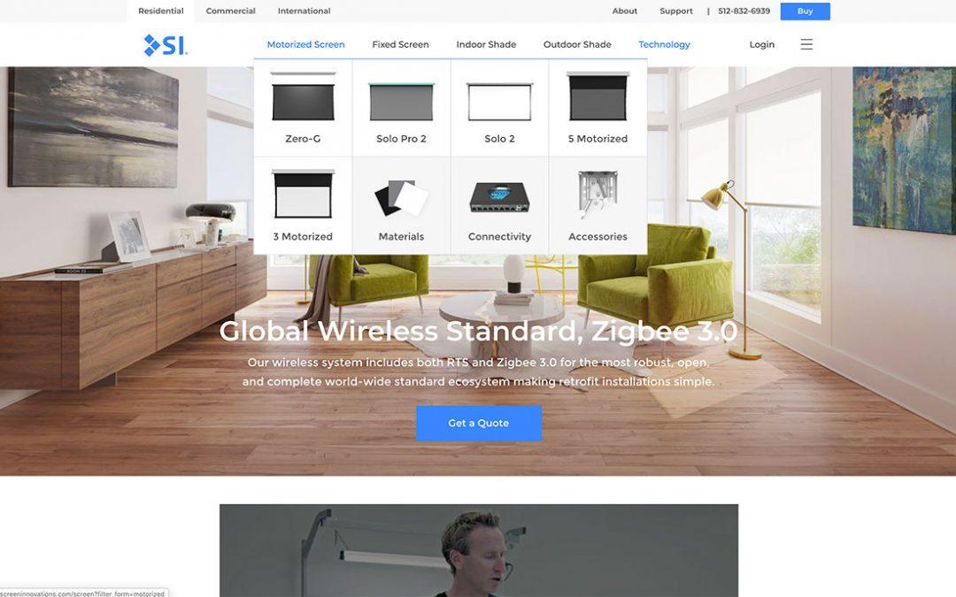 Screen Innovations